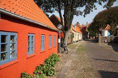 Ringkobing, Midtjylland, Denmark