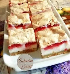 Creative Cakes, Cheesecakes, Cake Recipes, Food And Drink, Biscotti, Sweets, Cookies, Baking, Drinks