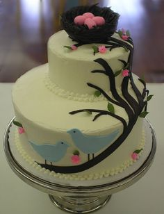 Amazing+Fondant+Cakes   Fondant vs. Buttercream Cake