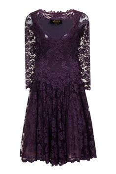 Olvi's Hand Made Lace Style 1208- Nigel Rayment Boutique