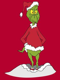 ... The Grinch on Pinterest | Grinch, The Grinch and Grinch Christmas
