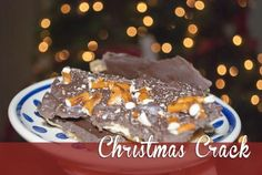 Christmas Toffee Recipe — Clumsy Crafter