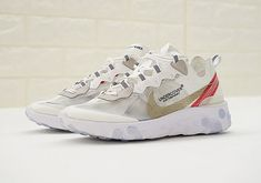 Undercover Jun Takahashi Nike React Element 87 Photos | SneakerNews.com