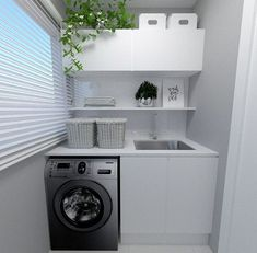 Baby Groot, Nova, Washing Machine, My House, Sweet Home, Home Appliances, Interior Design, Home Decor, Laundry Design
