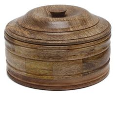 #online #bloging #ecommerce #promotion: Wooden Casserole