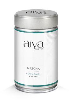 """Der Bio-Matcha Akashi von aiya – THE TEA hat ein reichhaltiges Aroma mit fruchtigen Noten und vereint alle guten Eigenschaften eines Matchas in sich: mild, zart-bitter, sanft, süß und angenehm bekömmlich. Ceremonial Matcha Akashi ist das ideale Getränk für den täglichen Bedarf des Matchakenners und der """"Premium Einsteiger Matcha""""."""