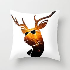 Get this pillow. I mean, for reals.    CAUGHT in the LIMELIGHT BLAST Throw Pillow by Juan Cervantes - $30.00