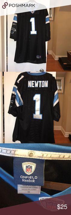 Carolina panthers Cam Newton stitched jersey Cam newton stitched jersey amazing condition Shirts