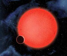Uma nova classe de planetas surgiu: um tipo incomum, que não é rochoso, gasoso ou congelado.  O planeta é o GJ 1214b, descoberto em 2009, e agora revelado como super úmido e com atmosfera rica em água. Mas não é um mundo aquático no sentido de oceanos por todo lado: cientistas suspeitam que o interior dele seja preenchido com alguma versão exótica, pressurizada, de H2O líquida, de um modo nunca visto na Terra.