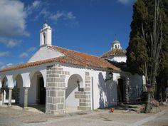 Córdoba Pozoblanco Santuario de la Virgen de Luna