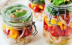 Purkkisalaatti / Canned sallad