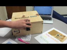 (4) Breakout From Mr. Lemoncello's Library - YouTube