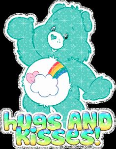 glitter gif care bears | Copy and paste the code below to your profile or comments: