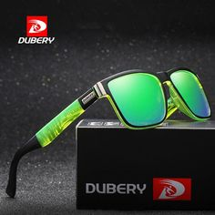 cb7270ff3 Fashion Men Women HD Polarized Sunglasses Coating Glasses Ultraviolet-proof  Sport Driving Goggles Classic Design