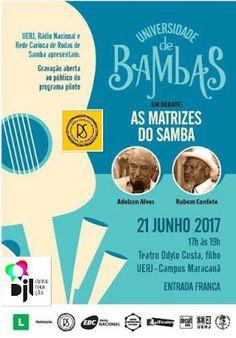 Agenda Cultural RJ: Agenda de Rodas de Samba no Rio - 21 A 25 de Junho...