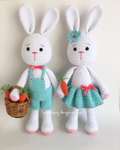Crochet Amigurumi Bunny Pattern (including Skirt, Overall, Carrot Patterns) Items similar to crochet amigurumi sleeping mate bunny price is for one bunny on etsy – Artofit Crochet Bunny Pattern, Crochet Rabbit, Crochet Toys Patterns, Love Crochet, Amigurumi Patterns, Stuffed Toys Patterns, Crochet Geek, Crochet Dolls, Amigurumi Doll