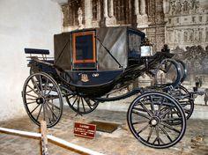 Landau @ Chateau Vaux-le-Vicomte:The Carriage Museum