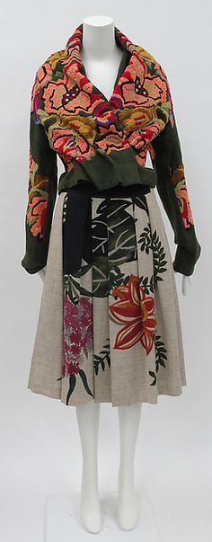 Dries Van Noten | Suit | Belgium | The Met