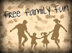 Raising Kids on the Cheap: Tip #3 - FREE FAMILY FUN!!!