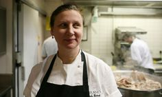 Restaurant kitchens have punishing hours and a macho culture, so is it any wonder that only 20% of British chefs are women? Angela Hartnett, one of the UK's greatest talents, has cooked up a way to celebrate the genius of her female peers