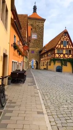 Explorsi: Find your dream vacation Beautiful Places To Travel, Cool Places To Visit, Places To Go, Amazing Destinations, Travel Destinations, Travel Around The World, Around The Worlds, Rothenburg Ob Der Tauber, Medieval Town
