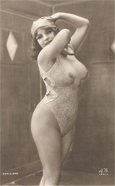 Jean Agelou - Miss Fernande , 1915