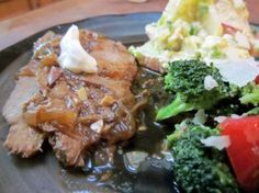 Texas-Style Barbecued Beef Brisket Recipe - Food.com