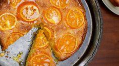 Satsuma Orange Cake Recipe