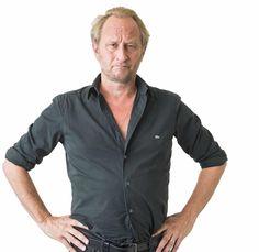 Acteur Benoit Poelvoorde.