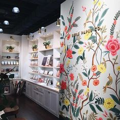 We're in the midst of the #NYNOW gift show! If you haven't had a chance, swing by our booth (no. 7417) to see some of our newest products. #riflepaperco #nynow2016
