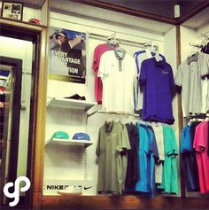 #Nike Display in-store! Nike Golf, Golf Outfit, Display, Store, Pants, Shirts, Clothes, Shopping, Ideas