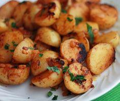 Cantinho Vegetariano: Batatinhas com Páprica Defumada (vegana)