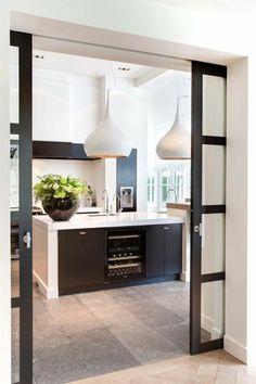 Oversize Pendants Plantterrarium But What A Lovely Kitchen
