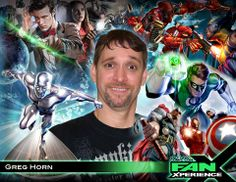 NEW GUEST ANNOUNCEMENT: Welcome Greg Horn to Salt Lake Comic Con's #FanX. He is currently the lead artist on Marvel: War of Heroes, a Top Ten mobile game app. Greg has also created variant covers for Avengers #1 and The Guardians of the Galaxy #1. He has also provided illustrations for DC Comics including Wonder Woman, Green Lantern, and Flash. He is best known for his work on Marvel Comics' titles Elektra, Emma Frost, Ms. Marvel, and She-Hulk.