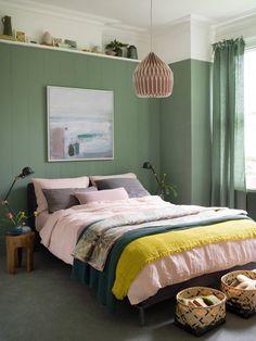 Box Bedroom, Single Bedroom, Couple Bedroom, Bedroom Storage, Home Bedroom Design, Teen Bedroom Designs, Diy Bedroom Decor, Home Decor, Bedroom Color Schemes