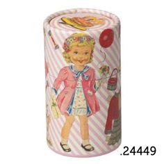 .24449 _ 36 lápis de cor boneca | 36 pencil tube dress up doll (altura|height 10cm) _ ♥ 5.00  www.atelierdatufi.com | info@atelierdatufi.com