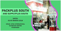PackPlus South 2016 - Hyderabad provides a one-stop shop for its visitors who expect to see companies involved in food & drink technology, quality assurance, packaging, management systems, production and process engineering, retail solutions, purchasing, hygiene and food safety, laboratory equipment, food machinery, staff recruitment as well as research and development.
