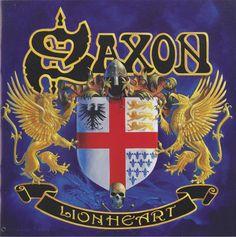Saxon – Lionheart