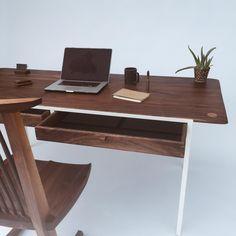 Sean Woolsey | Forever Desk Black Walnut