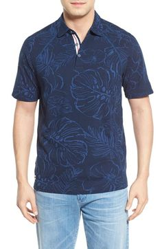 Tommy Bahama 'San Diego Padres - Fairweather Fronds' Cotton Pique Polo