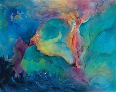 I just voted on Debra Hillard's  submission in the Saatchi Online Showdown art competition! beautiful work.