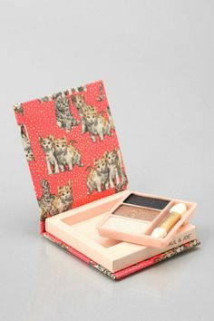 PAUL & JOE Limited Edition Eye Color Trio Compact #urbanoutfitters