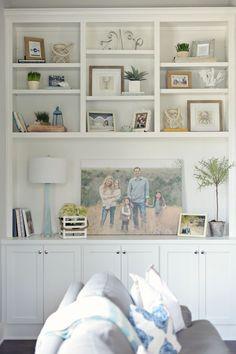 family room #homedecormodern