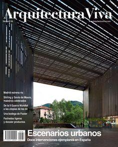 Escenarios urbanos. Doce intervenciones ejemplares en España