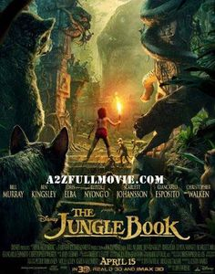 The Jungle Book Full Movie Download Free Hindi Dubbed is english movie from Hollywood but also dubbed hindi before release usa.