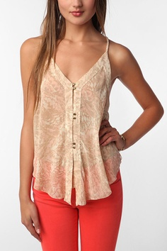 Dolce Vita Juna Cami, $115, available at Urban Outfitters, Urban Outfitters 2081 Broadway (at 72nd Street); 212-579-3912