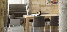 Solid oak made to measure dining tables - Choose your own table size with a completely bespoke service from Solid Oak. Solid Oak Furniture, Custom Made Furniture, Bespoke Furniture, Wooden Furniture, Furniture Making, Cool Furniture, Furniture Design, Furniture Ideas, Solid Oak Dining Table