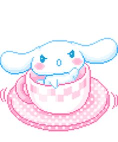 Kawaii Doodles, Kawaii Art, Kawaii Stuff, Cute Pastel Wallpaper, Kawaii Wallpaper, Sanrio Characters, Cute Characters, Pixel Kawaii, Troll
