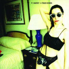 Pj Harvey Album Covers | 4track demos
