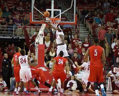 arkansas razorback basketball | ... of Arkansas Razorbacks vs Southern Missouri University Basketball
